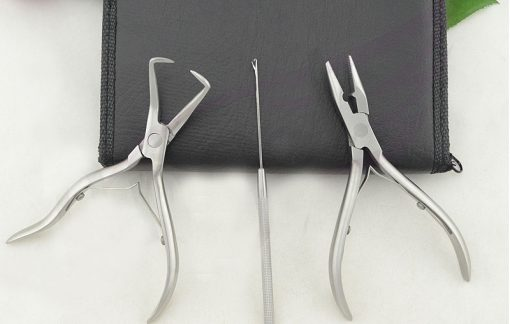 Wig removal pliers